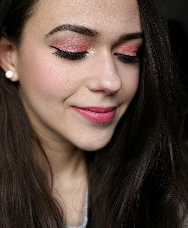 Makeup u ružičastim tonovima