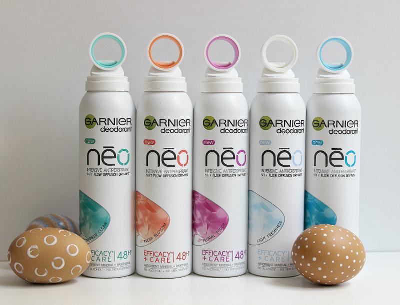 Garnier Neo Dry Mist dezodoransi