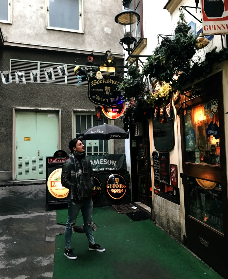 bockshorn irish pub vienna