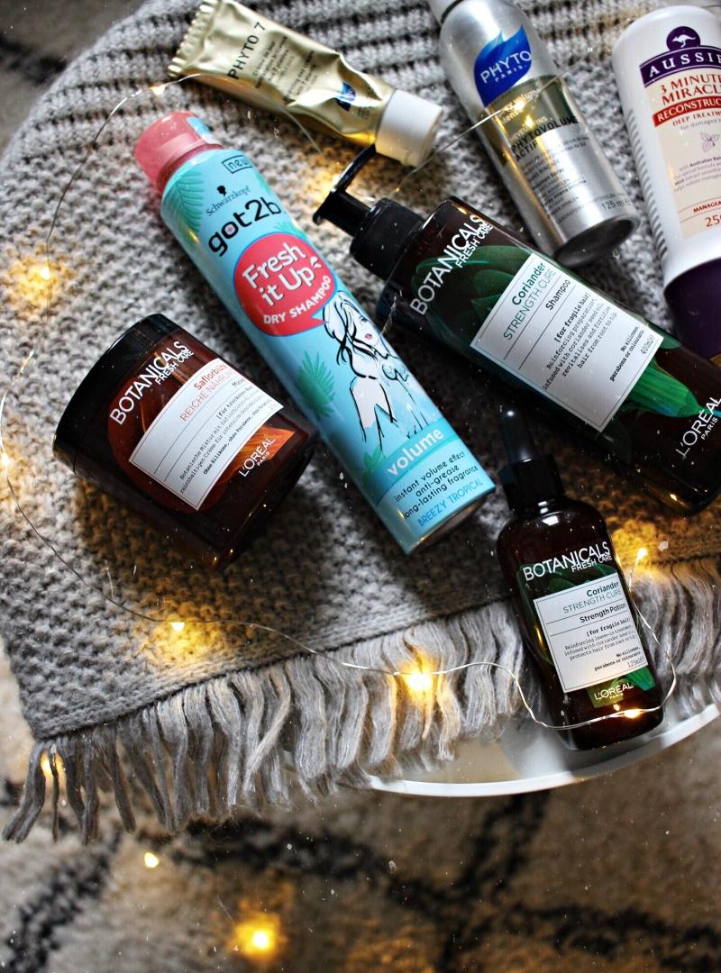 Novi proizvodi za njegu kose