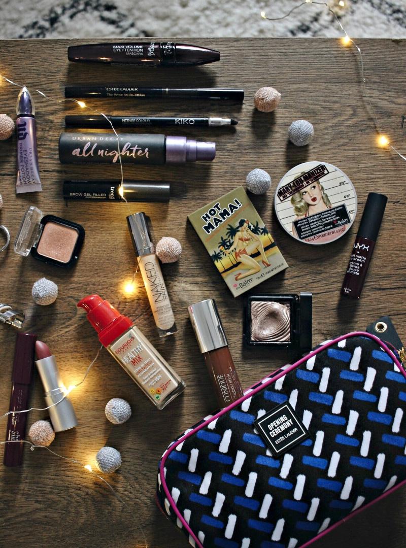 Trenutna make-up rutina