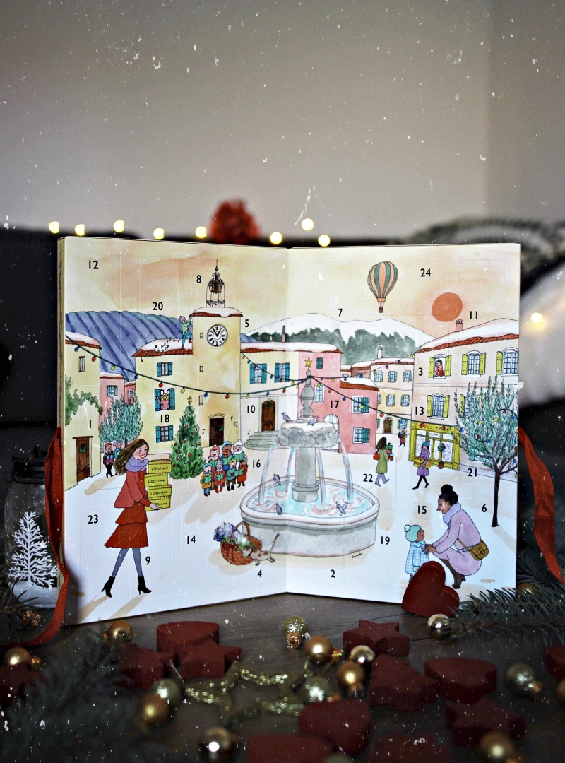 L'Occitane advent kalendar