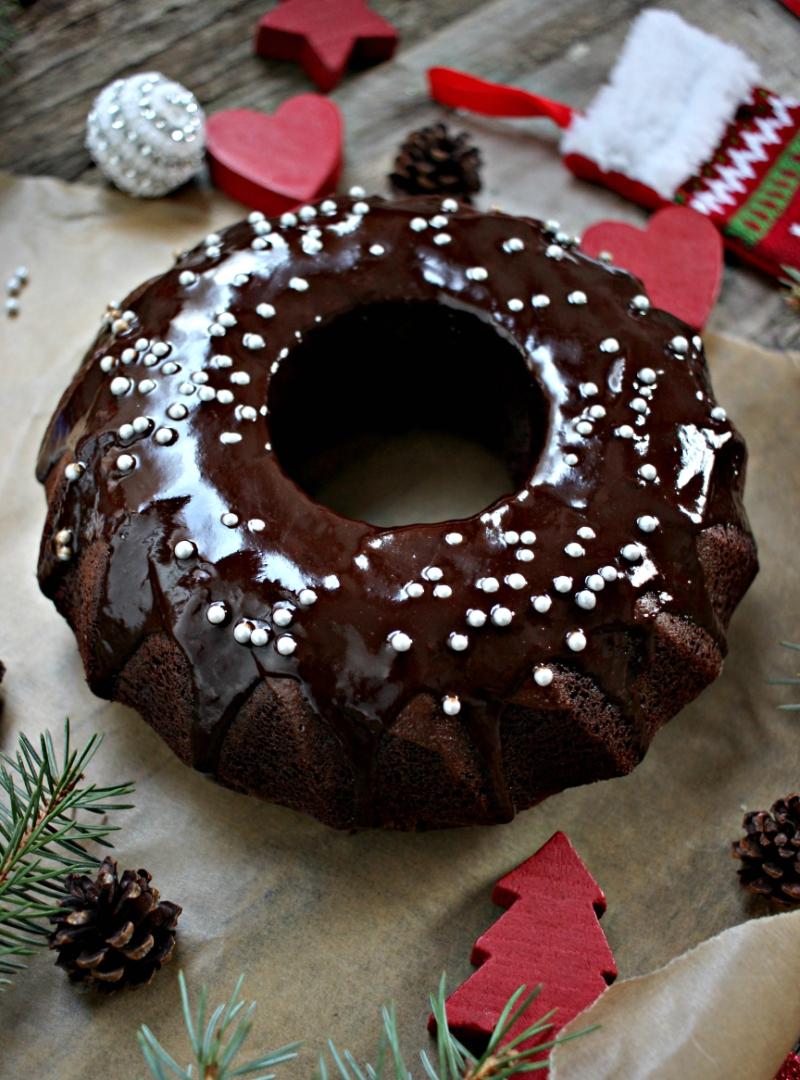 dolcela čokoladni kuglof