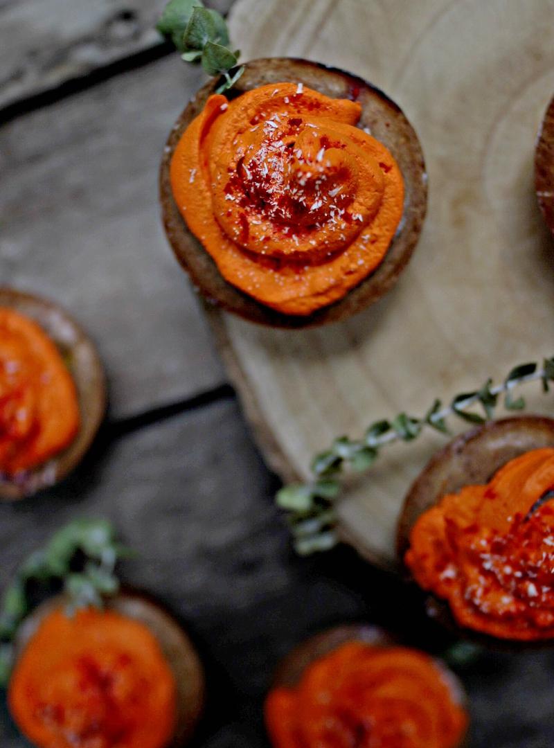 Ultra ukusni mafini sa brusnicama i narandžama