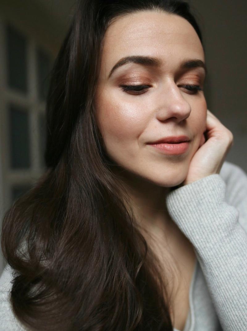 Makeup za osjetljive oči i suhu kožu lica
