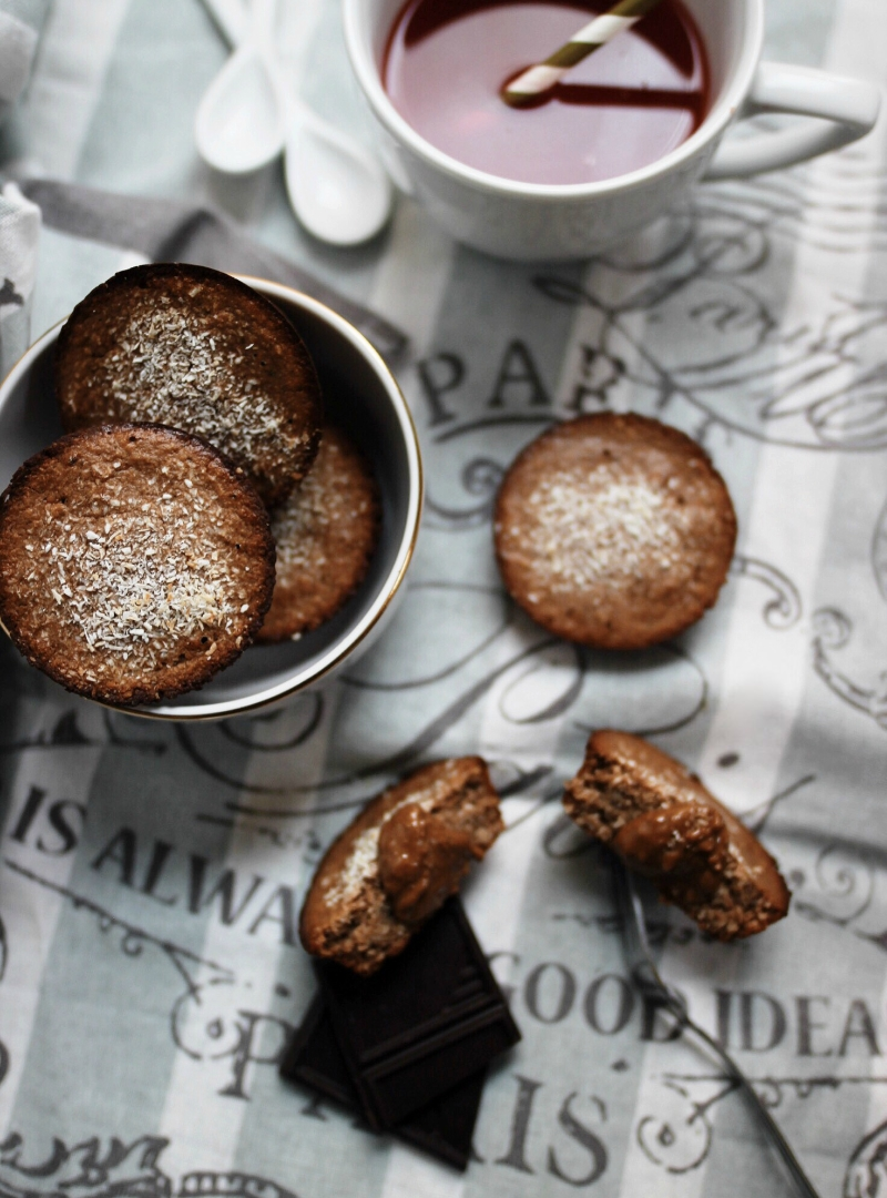 Recept kolač-mafini sa hurmama