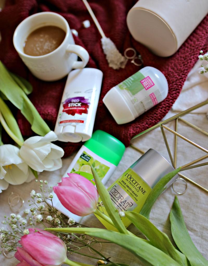 Moje iskustvo sa prirodnim dezodoransima