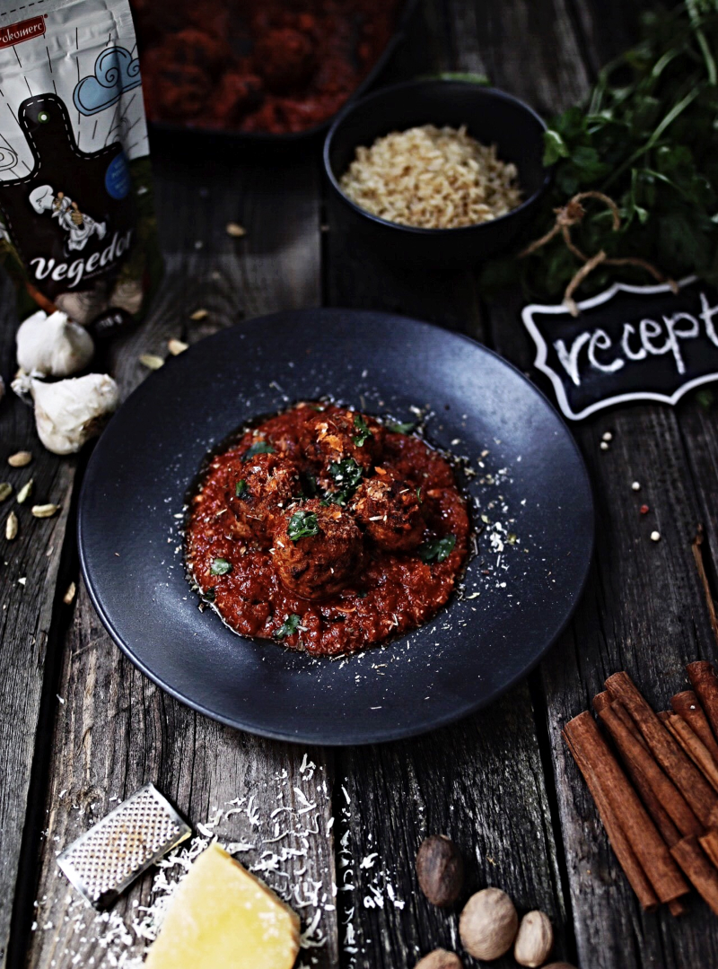 Mesne okruglice u sočnom paradajz sosu
