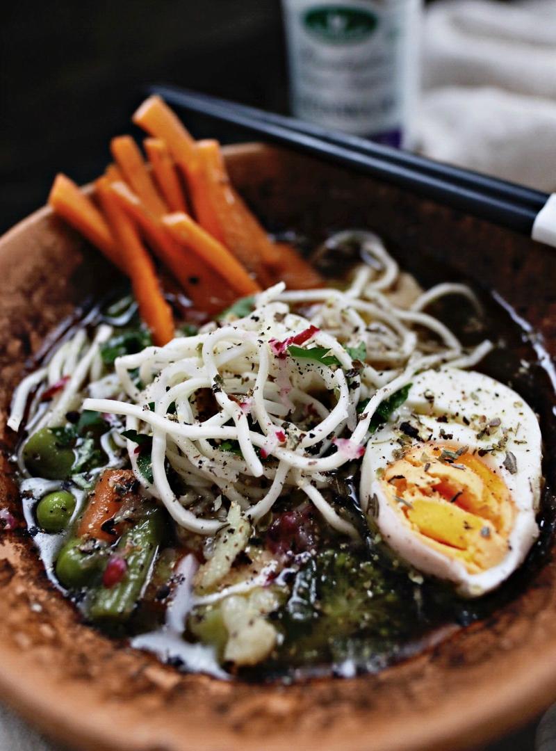 Okrepljujuća ramen supa