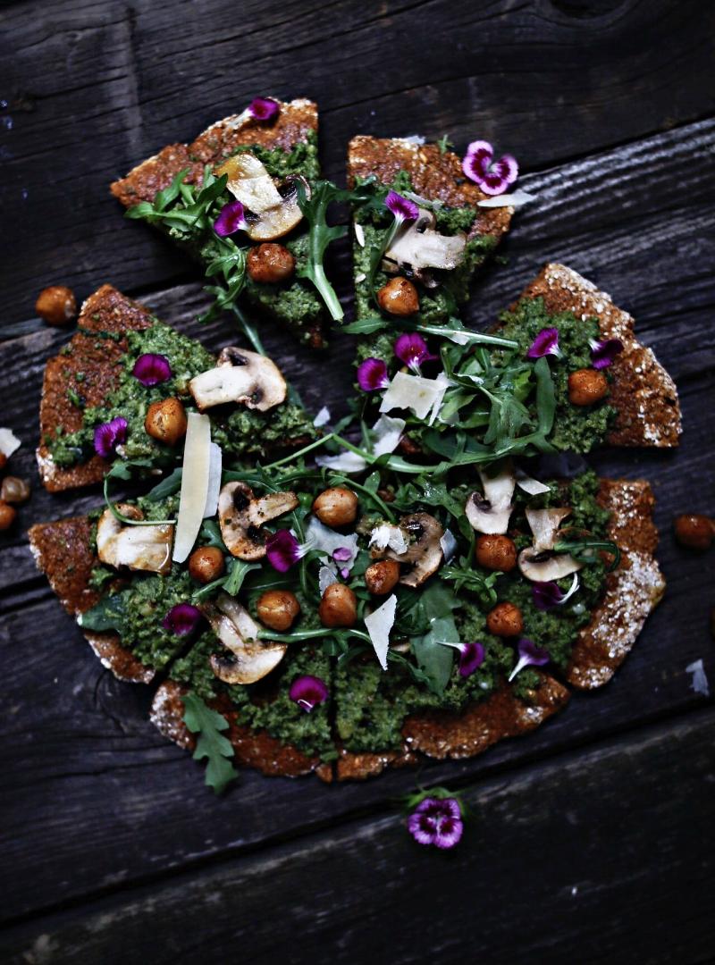 Kora za pizzu od slatkog krompira koja će vam promijeniti život