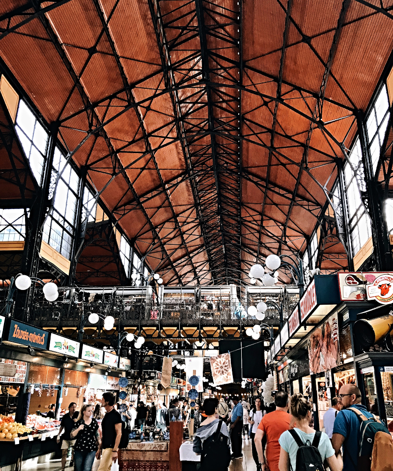 city market budapest
