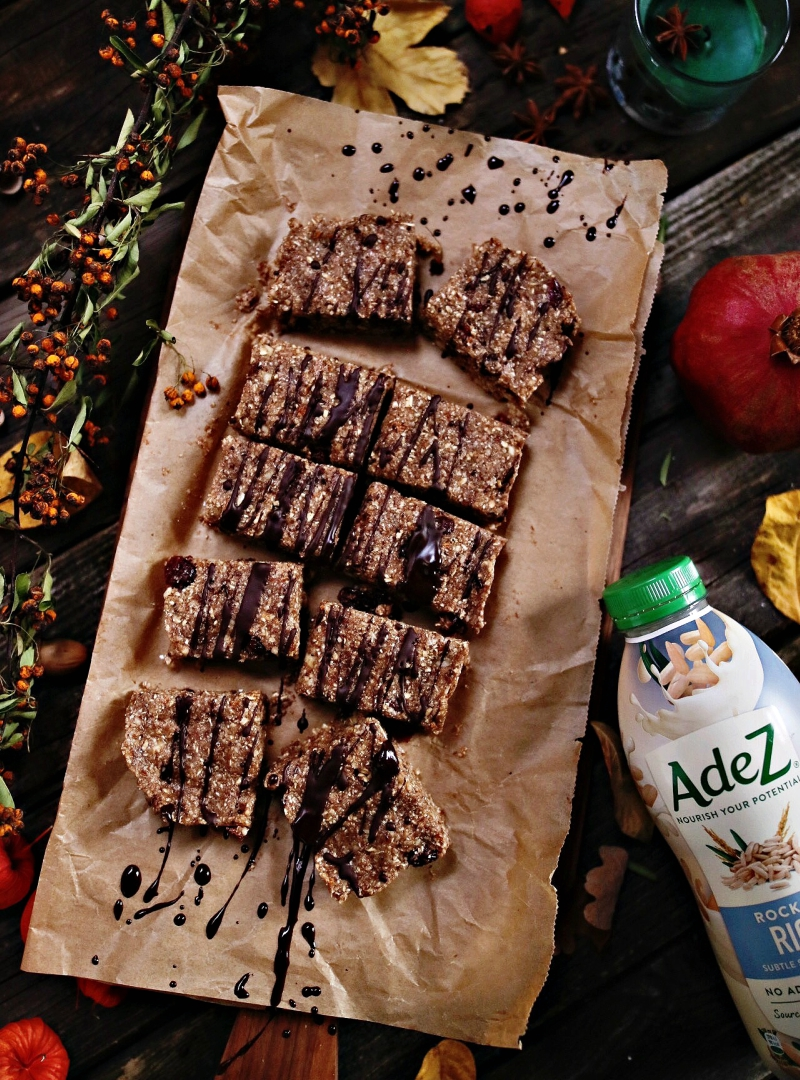 Superfood brownies sa orasima i brusnicama