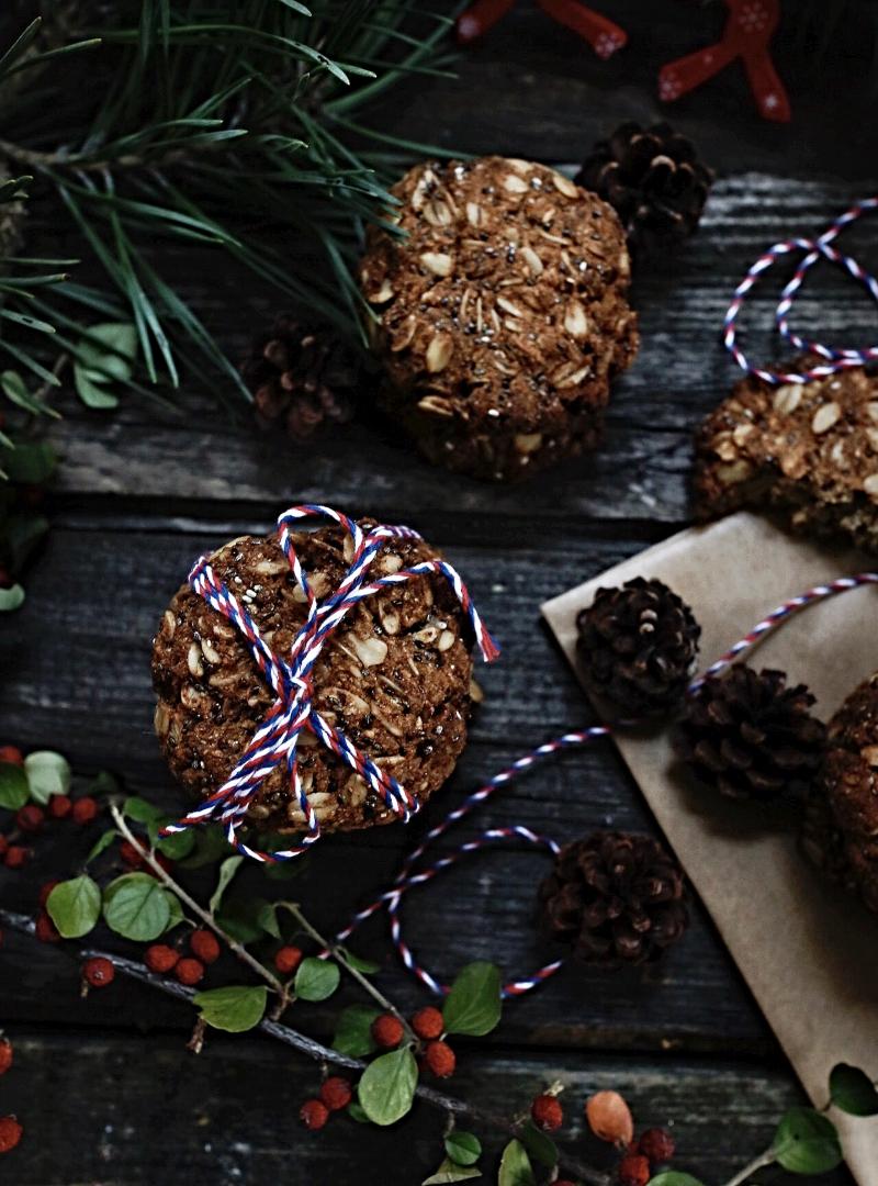Zobeni keksići + DIY mješavina za kekse u tegli