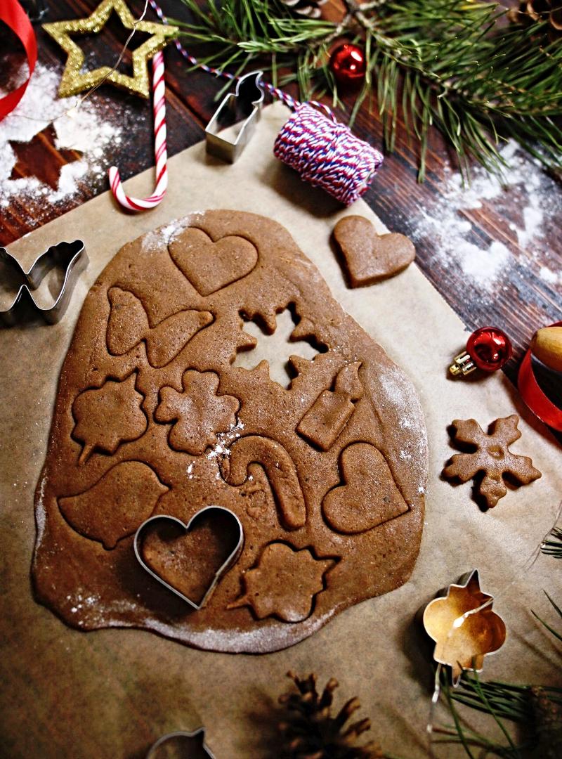 gingerbread kolačići