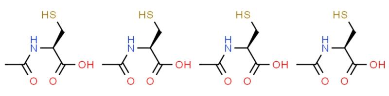 N-acetyl-cysteine (NAC)