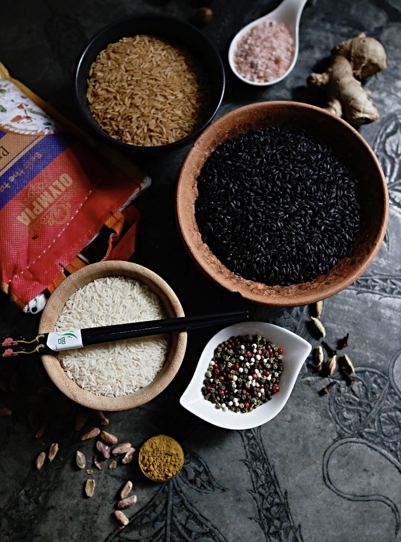 Riža [ bogatstvo vrsta i ukusa ]