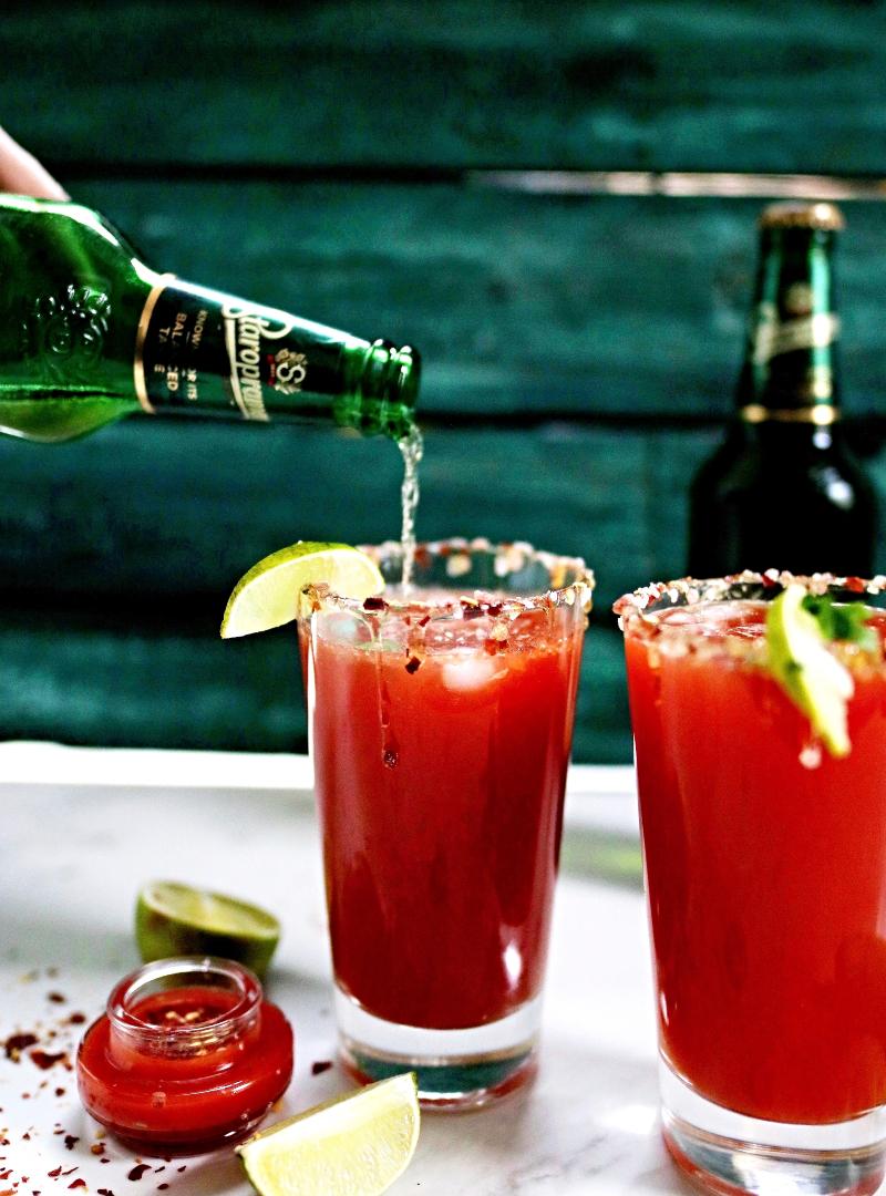 Michelada [ raj za nepca direktno iz meksičke kuhinje ]