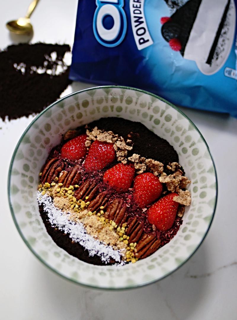 oreo doručak