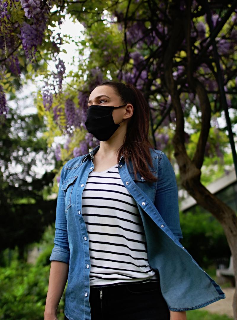 Kako izbjeći 4 kožna problema povezana sa nošenjem maski