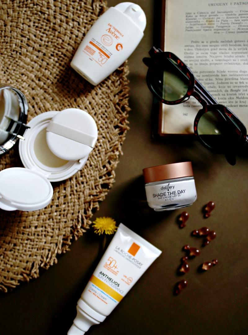 SPF zaštita za osjetljivu kožu