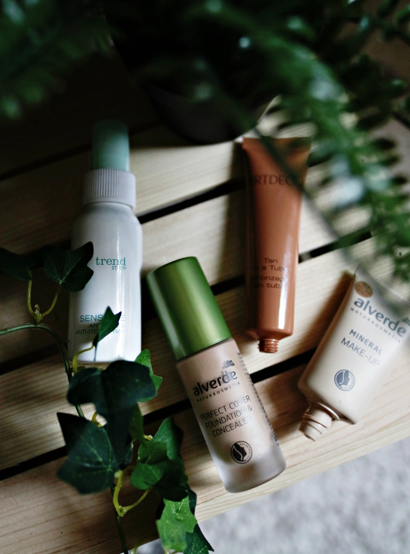 Haul  [ makeup za osjetljivu kožu ]