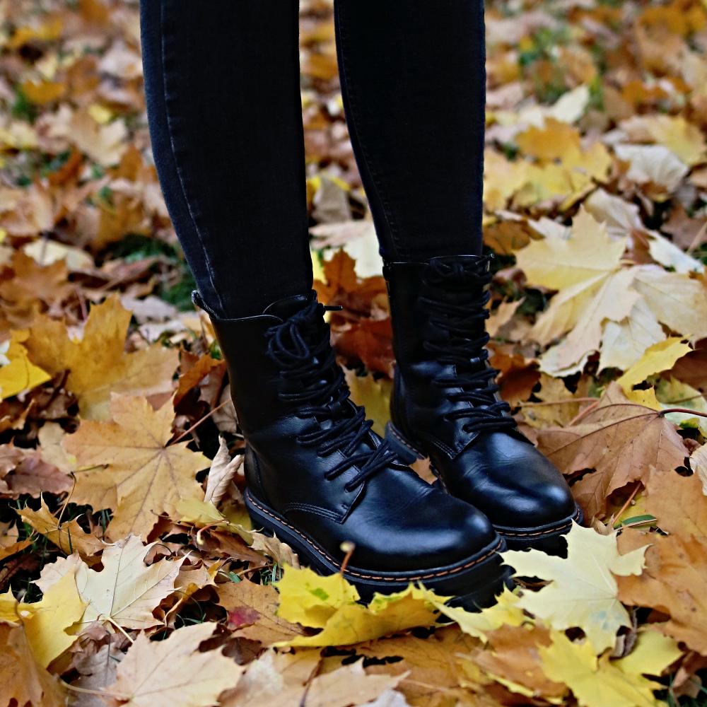 Čizme koje su neizostavan dio moje jesensko/zimske uniforme