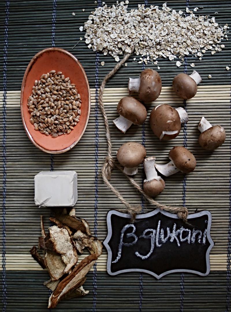 beta glukani