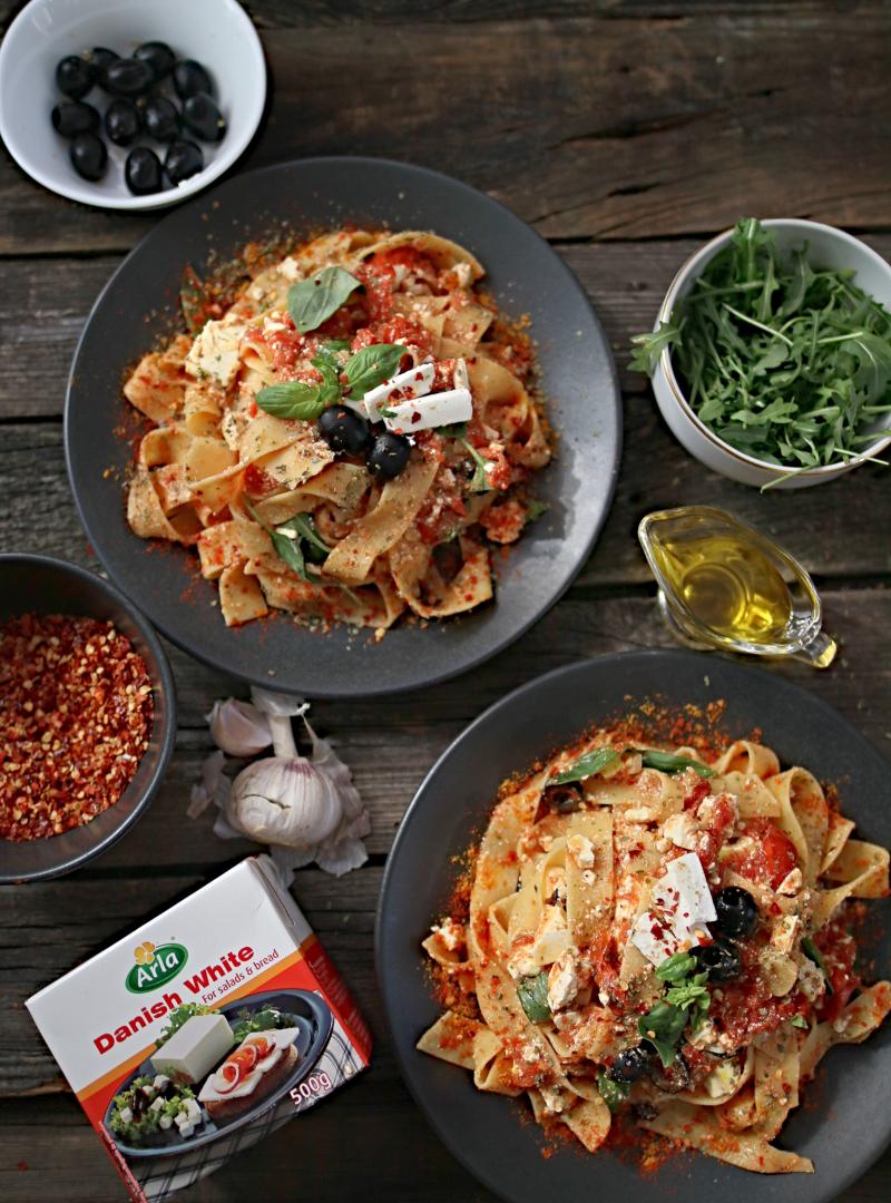 TikTok Pasta: recept za tjesteninu sa zapečenom fetom