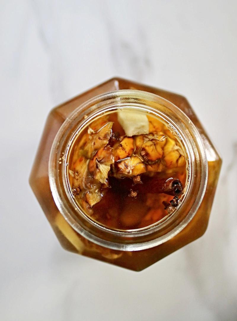 Tepache [ fermentirani meksički napitak ]