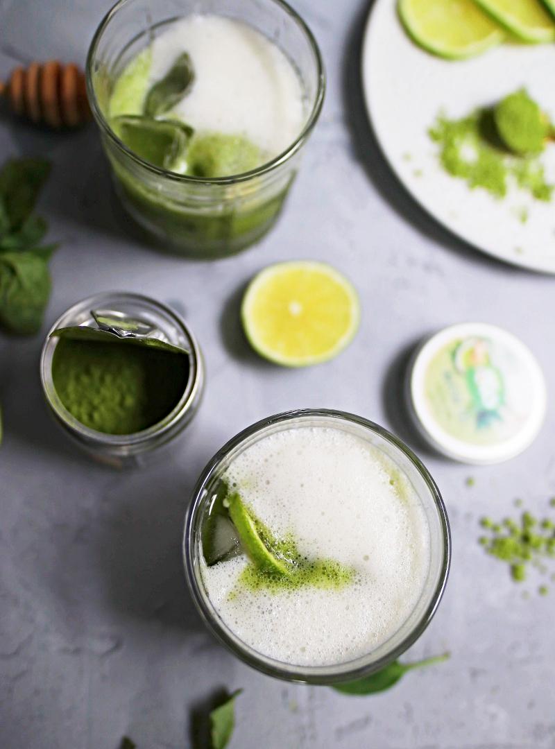 Matcha latte [ recept za ljetno osvježenje ]